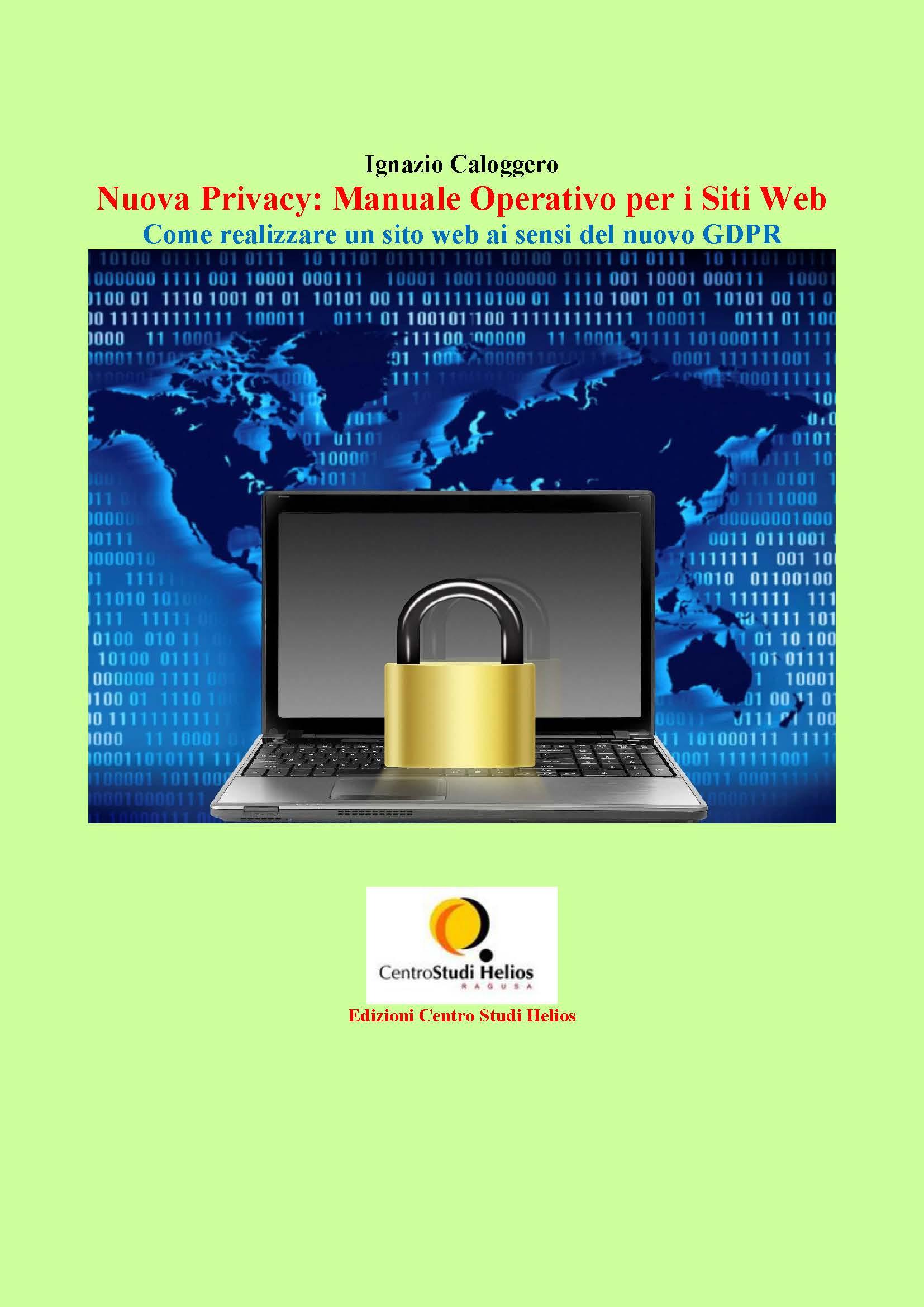 PRIVACY: SITI WEB